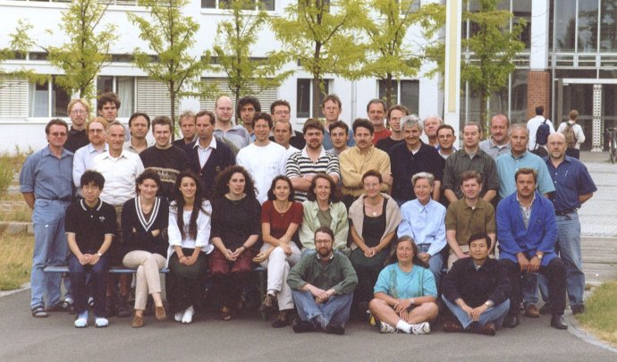 Bayerisches geoinstitut about geoinstitut for Christian holzapfel